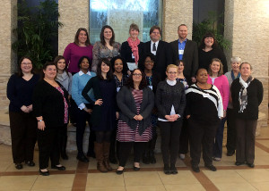 Mississippi Library Leadership Institute class